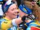 Биатлон Нове Место - результаты женской эстафеты 04.03.2021